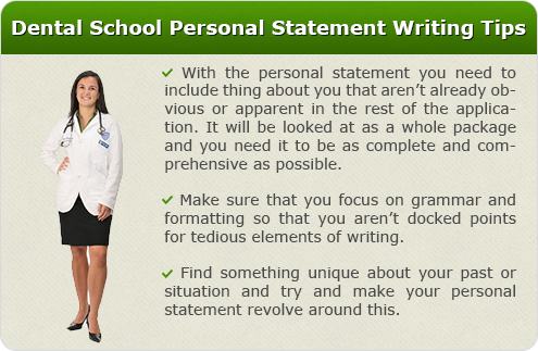 personal statement questions 2012