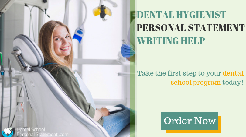 dental hygienist personal statement help