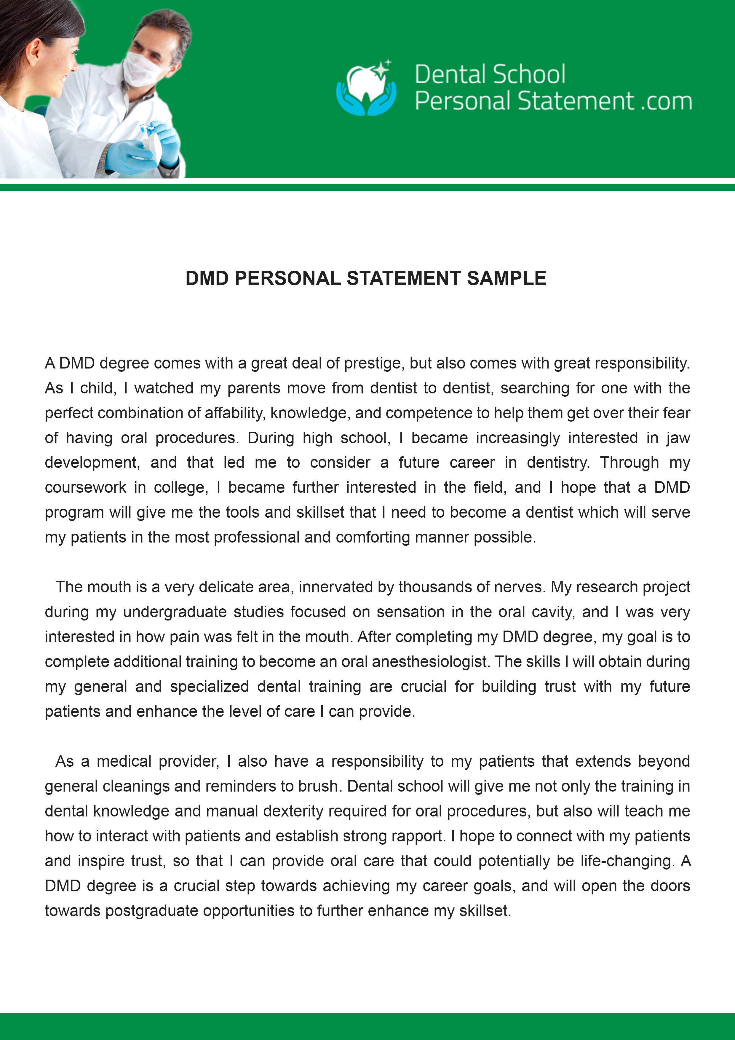 dental school personal statement writing service Personal statement writing is quite different from the other kinds of writing you present when making an application in an organisation the aim of writing a personal statement is to tell your reader about your experience, capacity and achievements in a particular discipline.