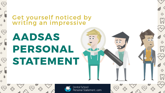 aadsas personal statement