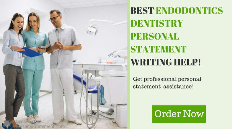 endodontics dentistry writing help
