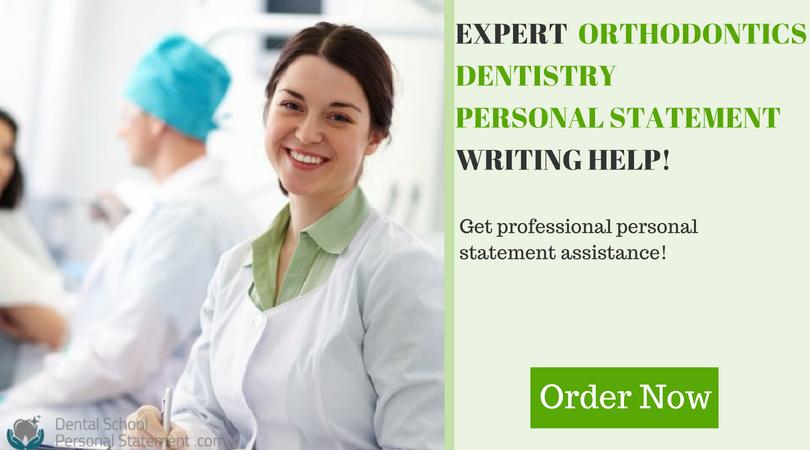 orthodontics dentistry writing help