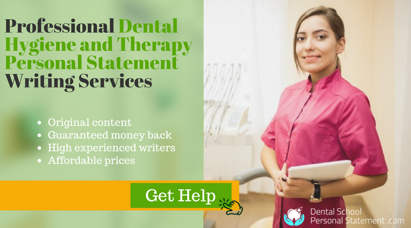 dental hygiene therapy help