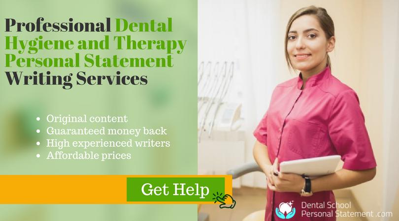 dental hygiene therapy help