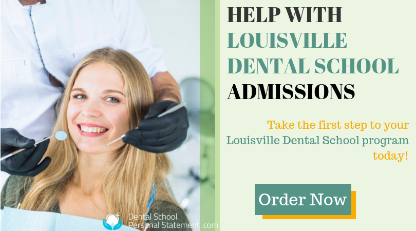 louisville dental school admissions
