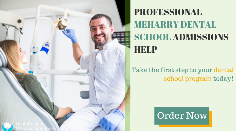 meharry dental school admissions help
